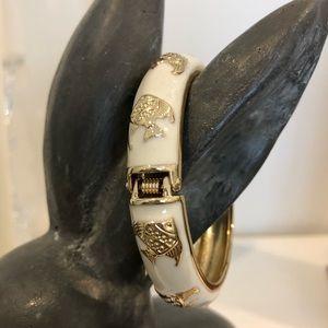 Talbots Jewelry - Enamel bangle bracelet